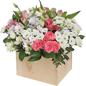 Недорогие цветы с доставкой в челябинске чайные розы букет с доставкой по спб
